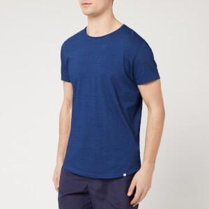 Orlebar Brown Men's Crewneck T-Shirt - Denim Pigment