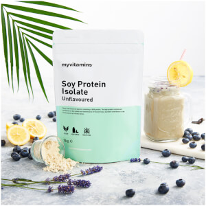 Soy Protein Isolate (Myvitamins)