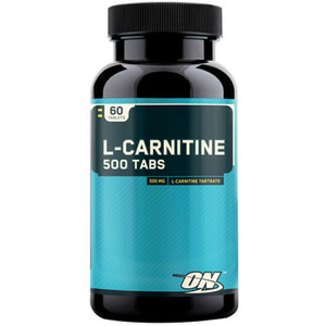 Optimum Nutrition L-Carnitine 500 - 60 Tablets