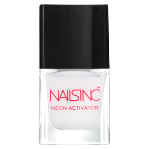 Verniz de Unhas Neon Activator da nails inc. - Neon White Base 5 ml