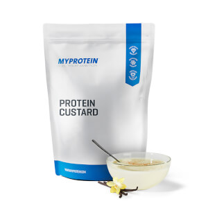 Préparation pour Crème anglaise protéinée (Custard)