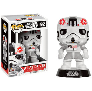 Star Wars (Exc) AT-AT Driver Funko Pop! Figuur
