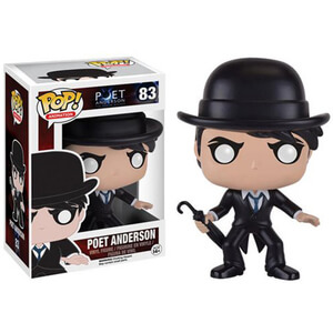 Poet Anderson - The Dream Walker Figura Pop! Vinyl