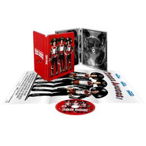 Three Amigos - Zavvi Exclusive Limited Edition Steelbook (UK EDITION)