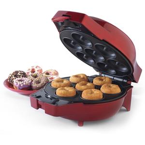 American Originals EK1883 Fun Cooking 2-in-1 Cake Pop and Donut Dessert Maker