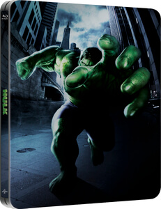 Hulk - Zavvi Exclusive Lenticular Edition Steelbook (Limited to 2000 Copies)