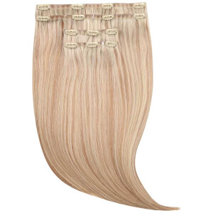 "Extensiones de Pelo Invisi-Clip-In 18"" Jen Atkin de Beauty Works - Rubio Bohemio 18/22"