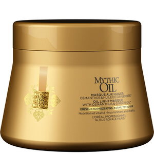 Mascarilla para cabello normal a fino Mythic Oil de L'Oréal Professionnel