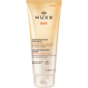 NUXE After Sun Hair and Body Shampoo szampon do włosów i do ciała po opalaniu 200 ml