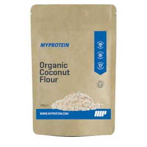 Økologisk kokosmel