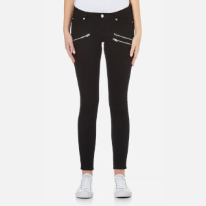 Cheap Monday Women's Slim Fit Disguise Jeans - Black