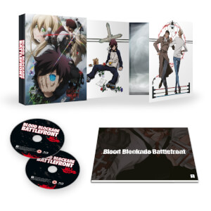 Blood Blockade Battlefront - Collector's Edition