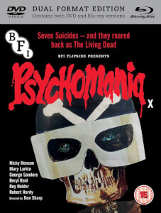 Psychomania (Flipside 033)