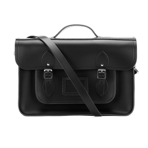 "The Cambridge Satchel Company Women's 15"" Batchel - Black"