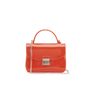 Furla Women's Candy Sugar Mini Crossbody Bag - Orange