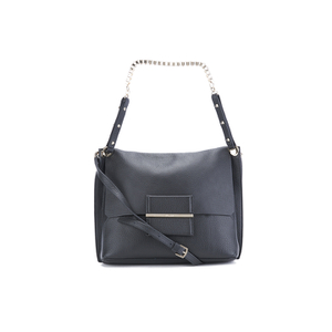 Furla Women's Minerva Small Crossbody Bag - Black