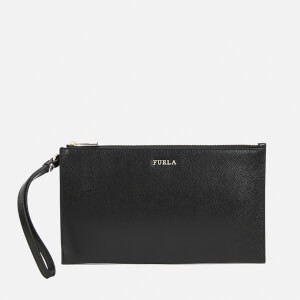 Furla Women's Babylon XL Envelope Clutch - Black