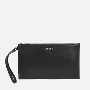 Furla Women's Babylon XL Envelope Clutch - Black