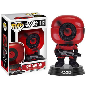 Figurine Guavian Star Wars: Le Réveil de la Force Funko Pop!