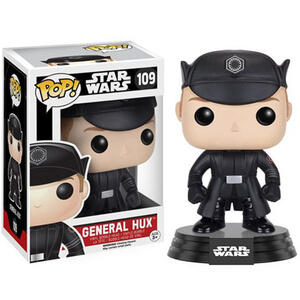 Star Wars: The Force Awakens General Hux Funko Pop! Figuur