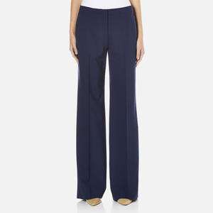 Diane von Furstenberg Women's Katara Trousers - Midnight