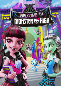 Welcome to Monster High - Includes Monster High Gift