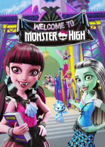 Welcome to Monster High - + Cadeau Monstre