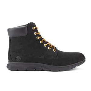 Timberland Men's Killington 6 Inch Boots - Black Nubuck