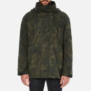 rag & bone Men's Ezra Parka Jacket - Camo