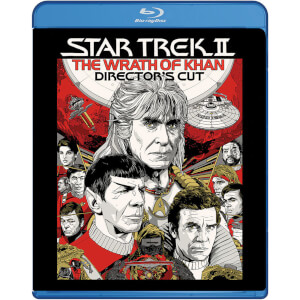 Star Trek 2 - The Wrath Of Khan (Director's Cut)