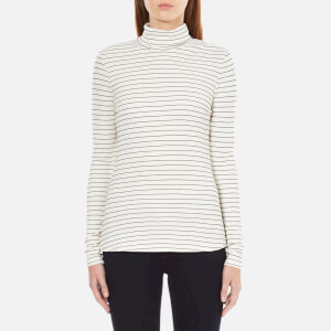 Gestuz Women's Emelda Roll Neck Jumper - Tapenade