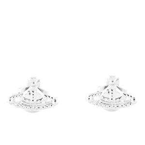 Vivienne Westwood Jewellery Women's Farah Earrings - Rhodium