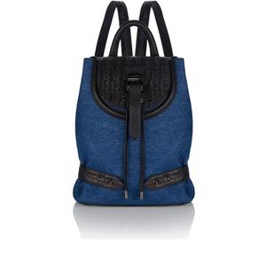 meli melo Women's Mini Backpack - Blue Wash Denim