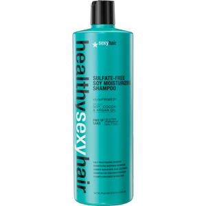 Sexy Hair Healthy Soy Moisturising Shampoo 1000ml