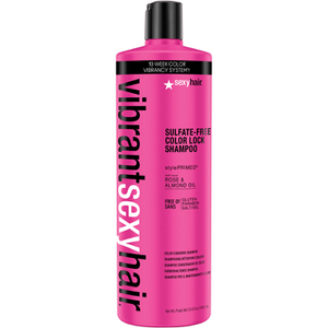 Sexy Hair Vibrant Color Lock Shampoo 1000 ml