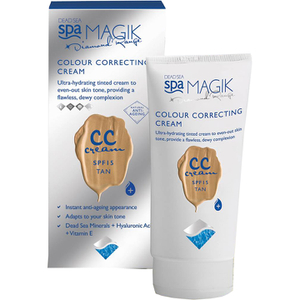 CC Cream con FPS15 Diamond Range de Dead Sea Spa Magik - 50 ml