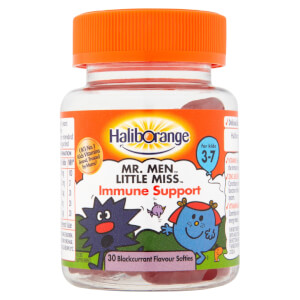 Haliborange Mr Sneeze Immune Support Softie - 30 Blackcurrant Softies