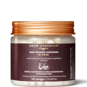 Grow Gorgeous Hair Density Nutrients (120 Capsules) - US
