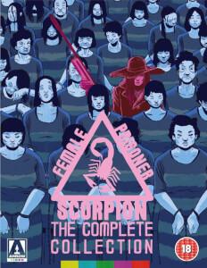 Female Prisoner Scorpion - The Complete Collection