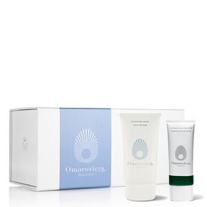 Omorovicza Exclusive Cleanse and Polish Duo (Worth $119.90)