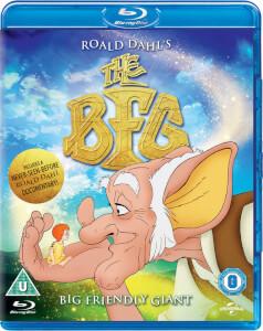 Roald Dahl: Le Bon Gros Géant
