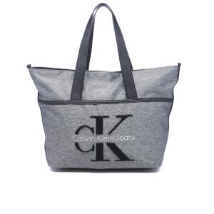 Calvin Klein Women's Tote Bag - Anthracite