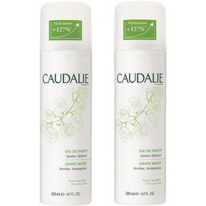 Caudalie Grape Water Duo 2 x 7oz
