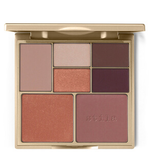 Stila Perfect Me, Perfect Hue Eye & Cheek Palette 14 г - Medium/Tan