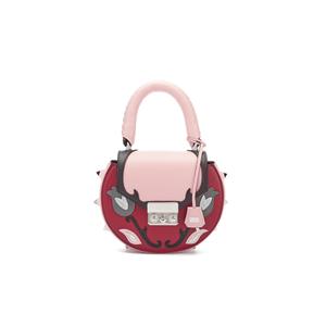 SALAR Women's Mimi Marie Rose Bag - Red/Multi