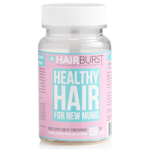 Hairburst Vitamins for New Mums - 30 kapsler
