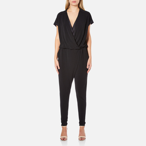 By Malene Birger Women's Alendria Jumpsuit - Black