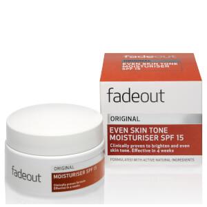 Fade Out ORIGINAL Even Skin Tone Moisturizer SPF 15 50ml