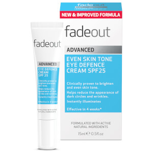 Fade Out ADVANCED Even Skin Tone Eye Defence -silmänympärysvoide 15ml