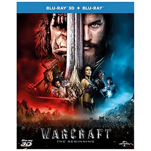 Warcraft 3D (Includes UV Copy)